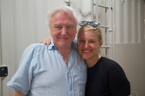 Jennifer Hile - On Location with David Attenborough