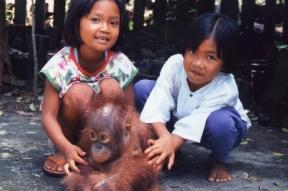Jennifer Hile - Pasir Panjang, Borneo