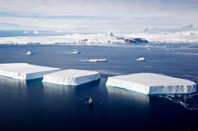 Jennifer Hile - Mission Antarctica